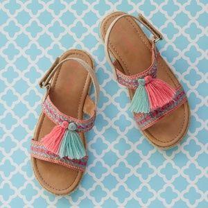 Other - Tassel sandals